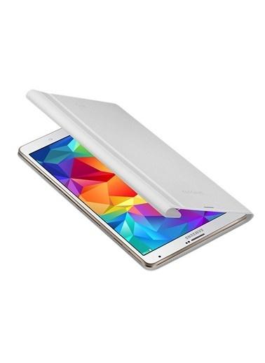 Samsung Samsung T700 Galaxy Tab S 8.4 Uyumlu Bookcover Kılıf Renkli